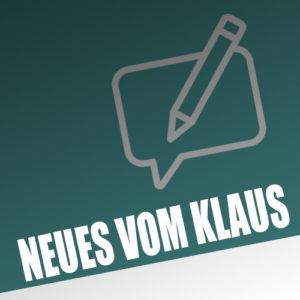 Neues vom Klaus